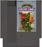 Teenage Mutant Hero Turtles II  The arcade game