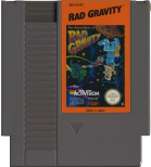 The Adventure of Rad Gravity