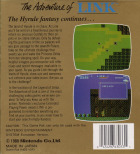 Zelda II The Aventure of Link