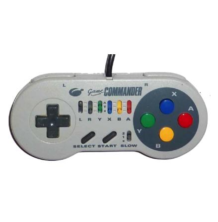 Game Commander
