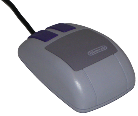 Super NES Mouse