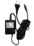 NES/SNES AC Adapter / Str�mkabel (Bl� kontakt)