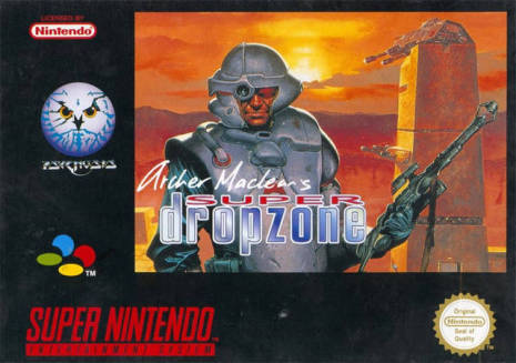 Archer Maclean's Super Dropzone