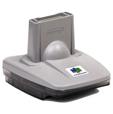N64 Transfer Pak Original