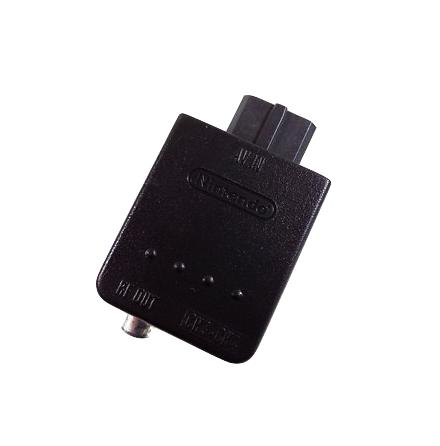 N64 Antennkabel RF Modulator