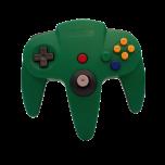 N64 Handkontroll (Green) Ny