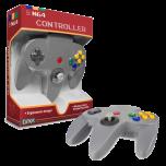 N64 Handkontroll (Grey) Ny