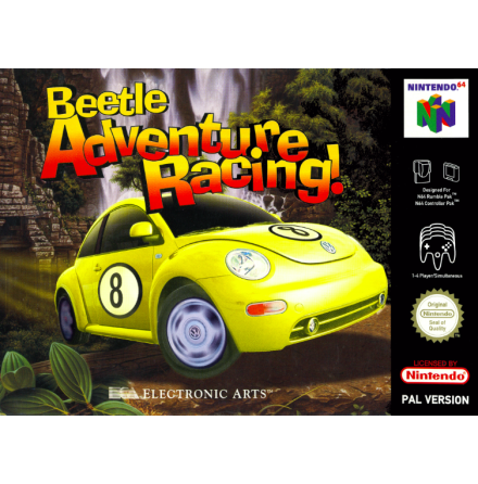 Beetle Adventure Racing!