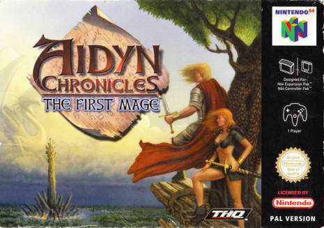 Aidyn Chronicles: The First Mage