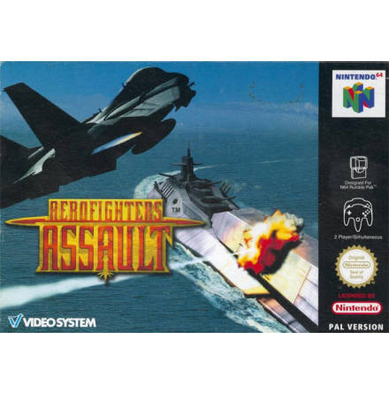 Aero Fighters Assault