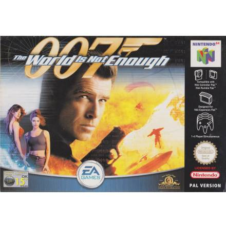 007- The World Is Not Enough