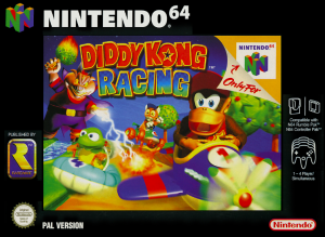 Diddy Kong Racing