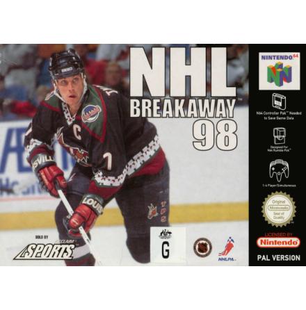 NHL Breakaway '98