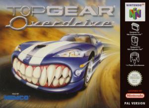 Top Gear Overdrive