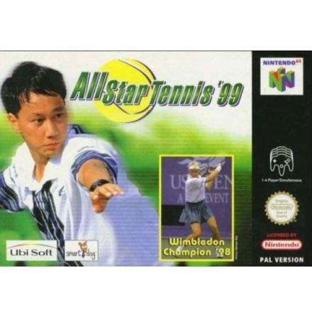 All Star Tennis '99