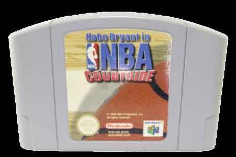 Kobe Bryant in NBA Courtside