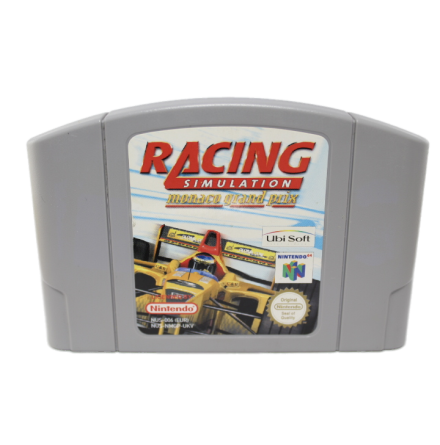 Racing Simulation 2: Monaco Grand Prix