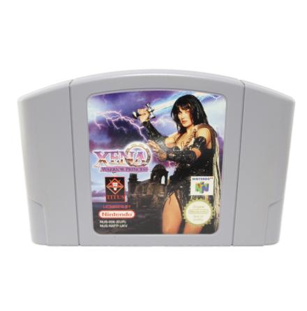 Xena: Warrior Princess: The Talisman of Fate