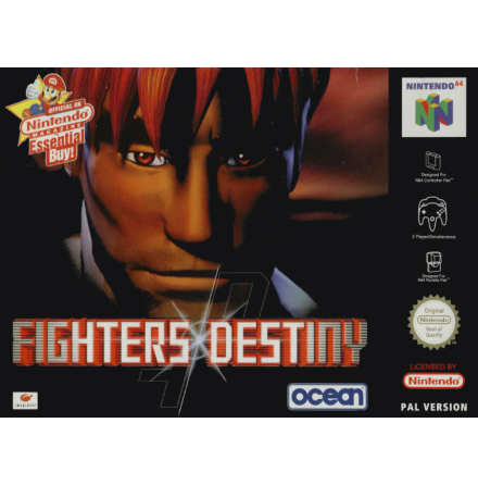 Fighters Destiny