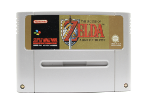 The Legend of Zelda: A Link to the Past (Zelda 3)