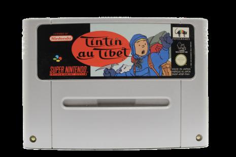 Tintin in Tibet/Tintin i Tibet