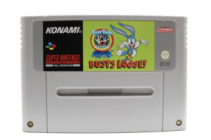 Tiny Toon Adventures: Buster Busts Loose