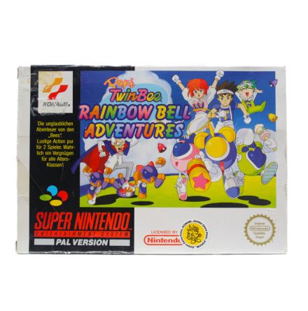 Pop'n TwinBee: Rainbow Bell Adventures
