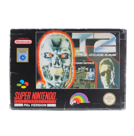 T2: The Arcade Game (Super Scope)