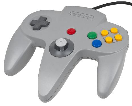 Nintendo 64 Tillbehör
