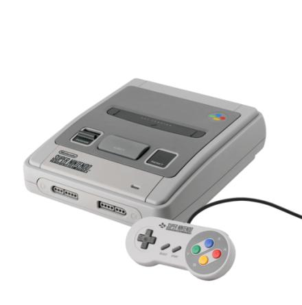Supernintendo Console
