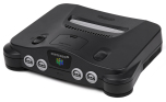 N64 Nintendo 64 Konsol Ny Förpackning