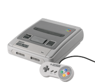 Supernintendo Konsoler