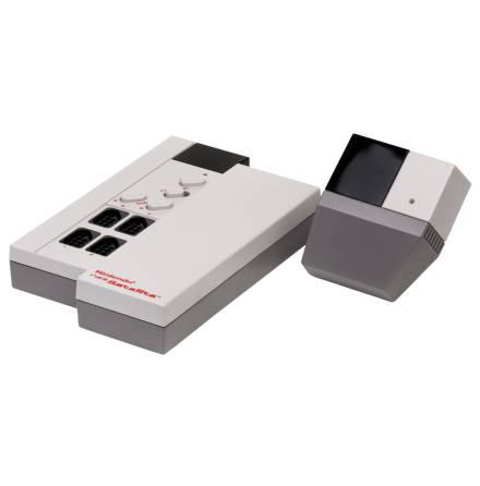NES Satellite 4 Player Wireless Adapter