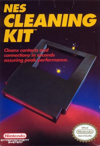 NES Cleaning kit / Rengöringskit