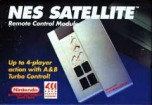 NES Satellite 4 Player Wireless Adapter