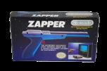 Zapper Ljuspistol Grå (Tjock-tv krävs)
