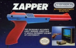 Zapper Ljuspistol Orange (Tjock-tv krävs)