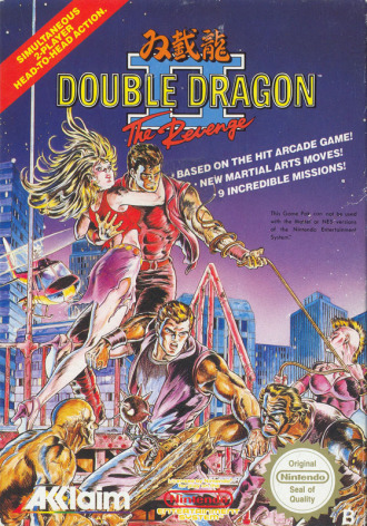 Double Dragon 2 The Revenge