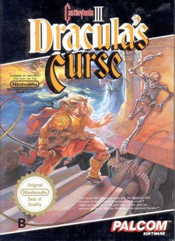 Castlevania 3 Dracula´s Curse