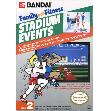 Family Fun Fitness Stadium Events