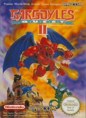 Gargoyles Quest II