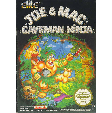 Joe & Mac Caveman Ninja