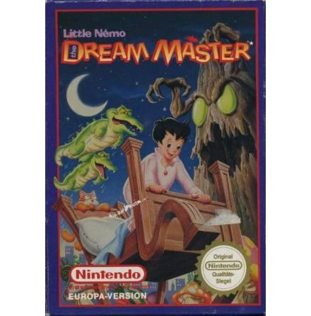 Little Nemo The Dream Master