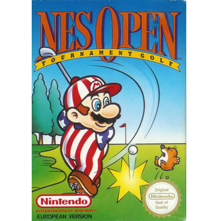 NES Open Golf