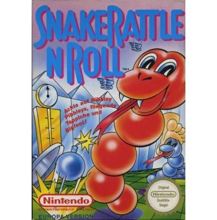 Snake Rattle'n Roll