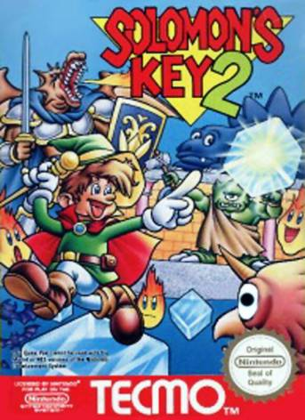 Solomons Key 2