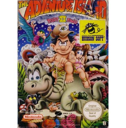 The Adventure Island part II
