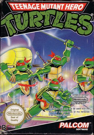 Teenage Mutant Hero Turtles