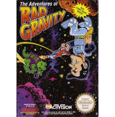 The Adventure of Rad Gravity