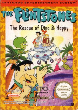 The Flintstones The Rescue of Dino & Hoppy